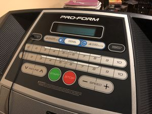 Treadmill- ProForm for Sale in West Orange, NJ