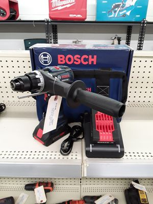 "Bosch 18v 1/2"" hammer drill brushless cordless for Sale in Willoughby, OH"