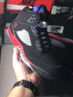 """Air Jordan 5 """"Top 3"""" for Sale in Los Angeles, CA"""