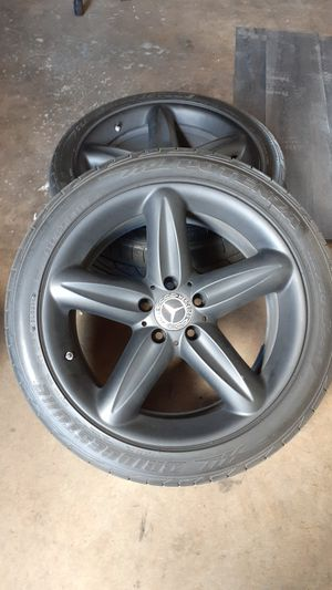 """18"""" benz rims set of 4 for Sale in Palm Springs, FL"""