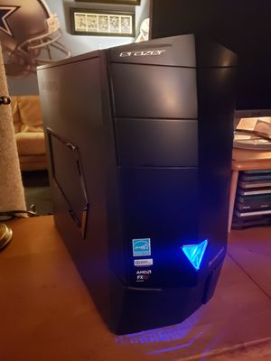 Lenovo Erazer X315 FX 770K 8GB 2TB 240 ssd R9 36 for Sale in Ankeny, IA