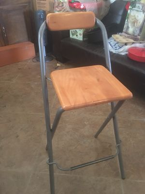 IKEA wooden bar stools set of 4 for Sale in Las Vegas, NV