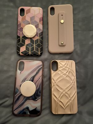 iPhone X phone cases. for Sale in Mount Dora, FL