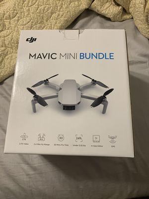 DJI Mavic Mini Drone Bundle for Sale in Phoenix, AZ