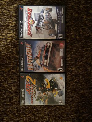 PS2 Game Lot Complete. Some light scratches for Sale in Queens, NY