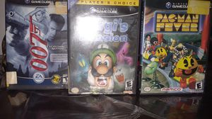 Gamecube games very rare for Sale in Davenport, FL