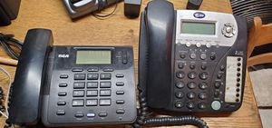 (2) 2 Line Business Phones for Sale in Los Angeles, CA
