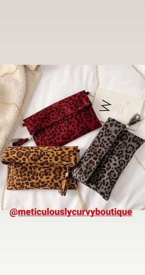 Leopard print purse for Sale in Washington, DC