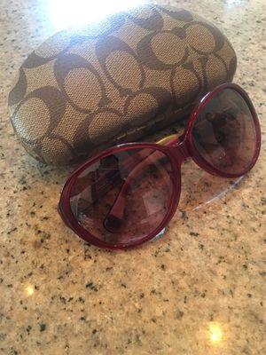 Coach sunglasses for Sale in South El Monte, CA