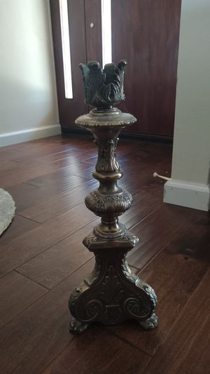 Brass candelabra for Sale in Dallas, TX