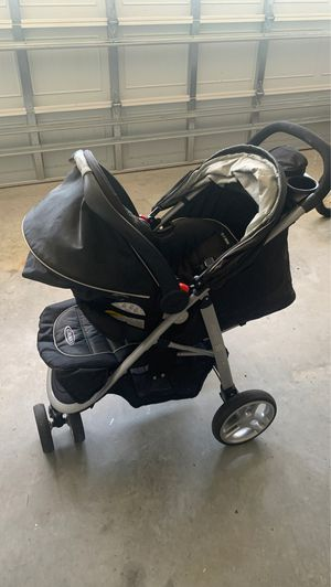 Stroller with car seat for Sale in Beulaville, NC