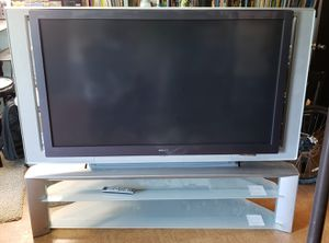 """Sony 60"""" LCD projection HDTV with stand for Sale in Lee's Summit, MO"""