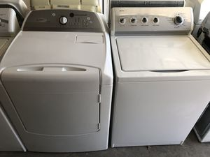 Kenmore Washer Whirlpool HE Dryer for Sale in Columbia, SC