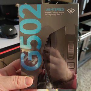Logitech 502 Wireless Mouse for Sale in Mesa, AZ