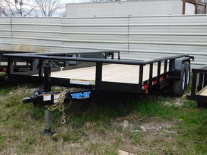 New 18ft pipe trailer for Sale in Wichita Falls, TX