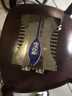 Boss capacitor 35 farad for Sale in Boston, MA