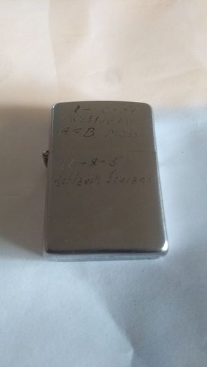 Zippo Lighter, Air Force collectible from 50's for Sale in Stoughton, MA