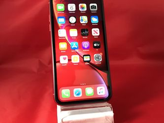 iPhone XR 64GB Red Unlocked for Sale in Kent,  WA