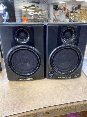 M-Audio AV40 speakers for Sale in Garner, NC