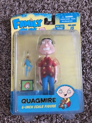"""Family guy - Quagmire 6"""" Collectible Action figure San Diego Comic-Con for Sale in San Diego, CA"""