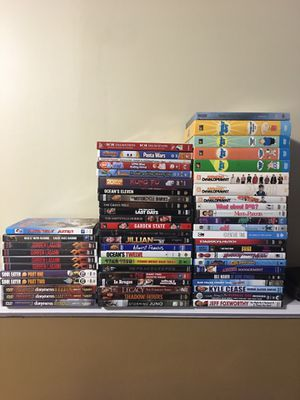 Large dvd bundle for Sale in Columbus, OH