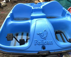 Pelican Blue Paddle Boat for Sale in Union City, CA