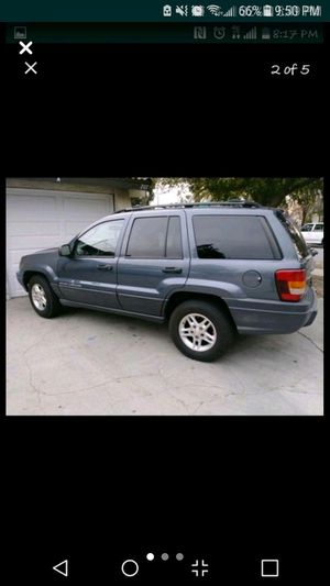 2003 jeep grand Cherokee. 6 cylinder. Tags are good until December for Sale in Riverside, CA