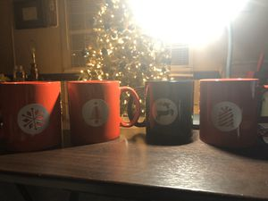 Christmas Mugs for Sale in Rowland, NC