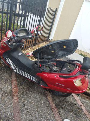 Mopad 2008 250 cc jmstar for Sale in Montgomery, AL