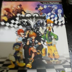 PS3. KINGDOM HEARTS. HD 1.5 for Sale in Cleveland, OH