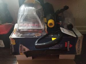 Bissell power force shampooer for Sale in Riverside, CA