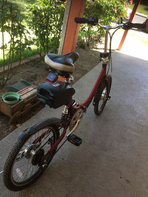 Electric Bicycle for Sale in Fairfield, CA