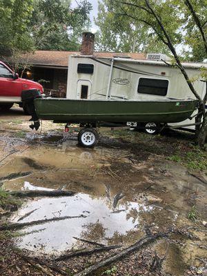 16ft alumacraft boat for Sale in Ocean Springs, MS