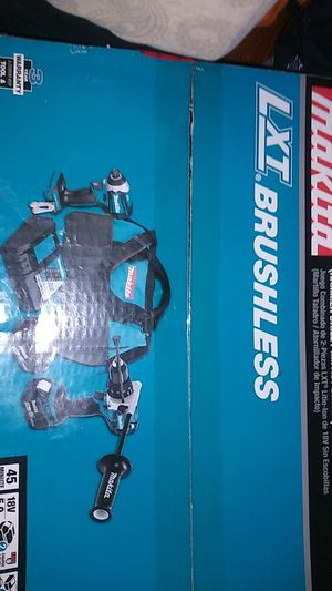 $450 makita drill set first 200 cash gets it never opened or used for Sale in Lexington, KY
