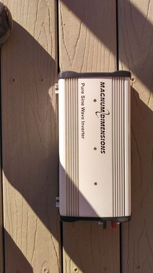 Power inverter for Sale in Hesperia, CA