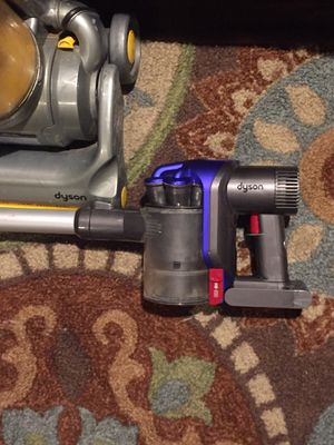 Dyson DC07 upright & DC35 vacuums for Sale in Pitman, NJ