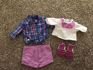 """American Girl 18"""" Doll Outfit for Sale in Las Vegas, NV"""