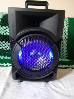 """Brand new speaker 8"""" Bluetooth recargable for Sale in Fresno, CA"""