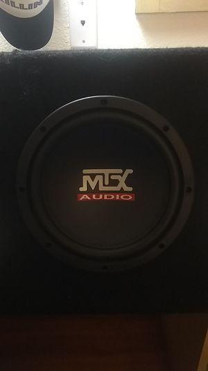 Mtx Audio Speaker for Sale in Westminster, CA