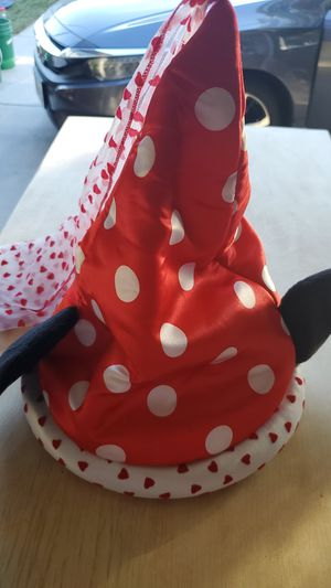 Minnie mouse princess ear hat for Sale in Norwalk, CA
