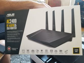 Asus AC 2400 router for Sale in Fontana,  CA