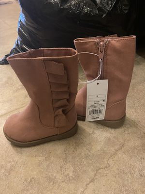 Toddler boots for Sale in Mesa, AZ
