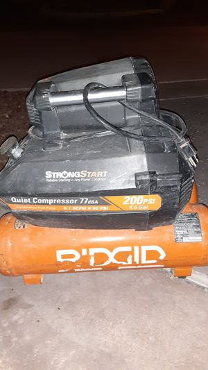 Ridged [Quite Strong Start Compressor] for Sale in Las Vegas, NV