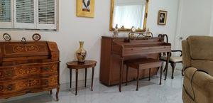 """""""Morgan"""" Piano + bench for Sale in Miami, FL"""