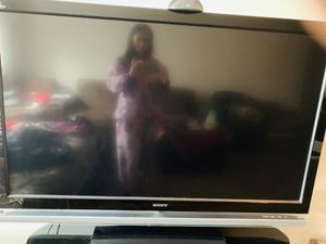 """SONY 50"""" TV and tv stand for Sale in New York, NY"""