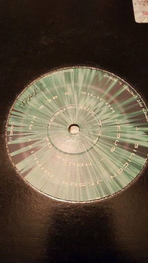 Psykosonik Silicon Jesus Vinyl Record for Sale in Federal Way, WA