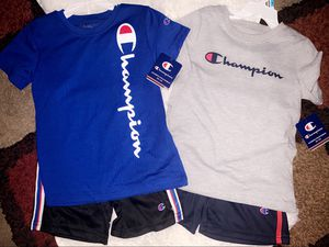 New Champion Kids Sets. for Sale in Dallas, TX