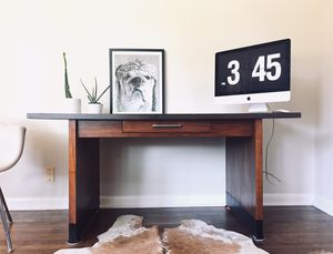 Vintage Desk/Table for Sale in Austin, TX