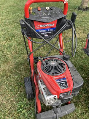 Troy-Bilt Pressure Washers (2) for Sale in Elmira, NY
