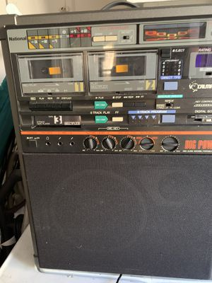 Music system by big power for Sale in Silver Spring, MD